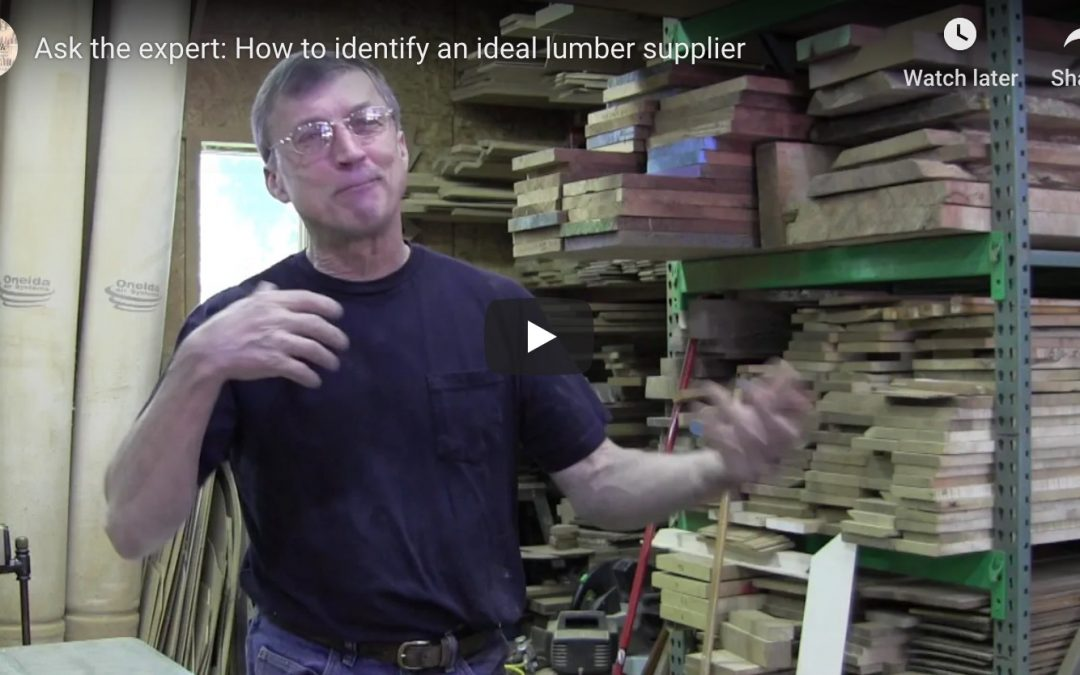 How to identify an ideal lumber supplier