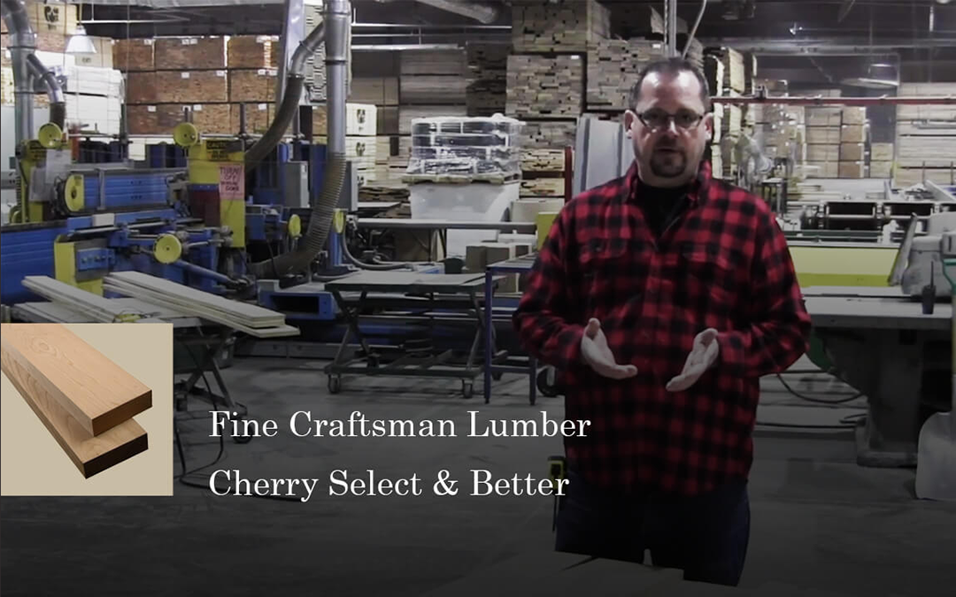 What to expect? Fine Craftsman Lumber's Cherry