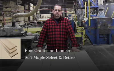 What to expect? Fine Craftsman Lumber's Soft Maple
