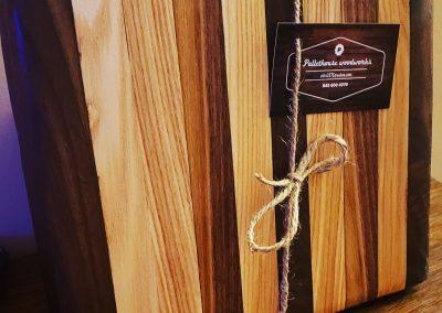 Cutting Board by Eddie Rodgers
